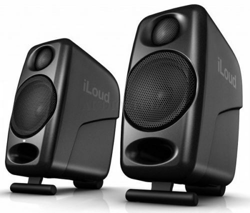IK Multimedia iLoud Micro Compact Studio Monitors w/bluetooth and DSP (Pair)