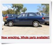 Hyundai Excel Parts