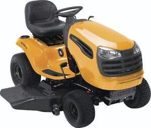 """tracteur poulan pro 48"""" hydrostatique"""