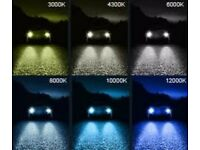 XENON HID LIGHT CONVERSION KITS FOR ALL CARS VANS