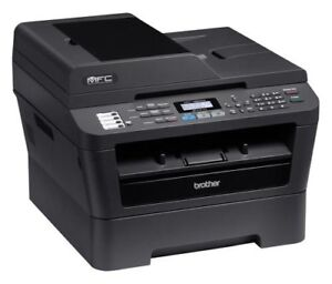 Brother MFC7860DW Wireless Monochrome Laser Printer with Scanner