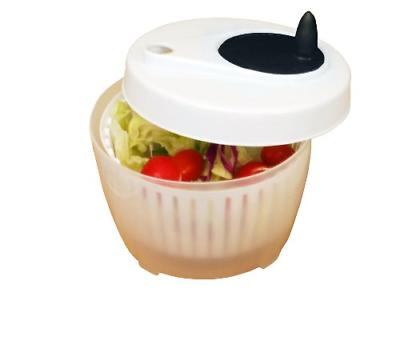 Excelsteel Cook Pro Inc Mini Salad Spinner, 1.4Quart, New, F