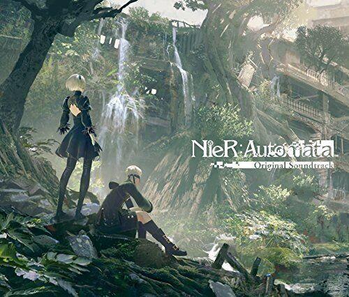 Nier Automata Original Soundtrack CD F/S .