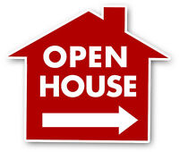 Open house today! Sunday! 1pm-3pm