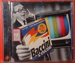 Francesco BACCINI - A COLORI CD - Italia - L'oggetto può essere restituito - Italia