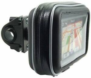 Handle Bar Mount with Water Resistant Holder for GPS