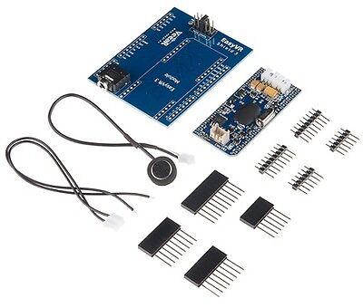1251 - EasyVR Shield 3.0 - Shield Riconoscimento Vocale per Arduino