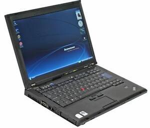Lenovo T61 - Win 7 Pro - www.infotechcomputers.ca