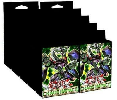 YUGIOH CHAOS IMPACT SPECIAL EDITION BOOSTER DISPLAY SE NEW SEALED Chaos Special Edition Pack