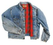 Womens Levi Denim Jacket