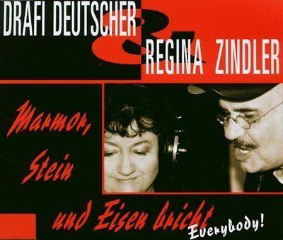 Marmor Track (Drafi Deutscher Marmor, Stein und Eisen bricht-Everybody! (2 tracks,.. [Maxi-CD])