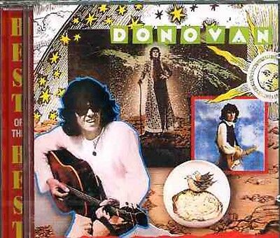 Donovan   Definitive Collection  New Cd  Germany   Import