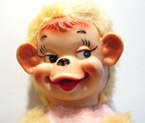 Rubber Face Monkey Toys Amp Hobbies Ebay