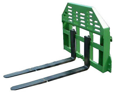New Pallet Forks For John Deere 300 Loaders