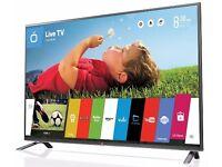 50inch lg smart tv