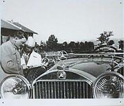 Blechschild Mercedes