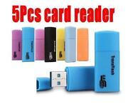 USB Micro SD Flash Card Reader
