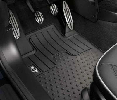 MINI Cooper Allwetter Fussmatten vorne R55 R56 R57 R58 R59 LHD 51472243906
