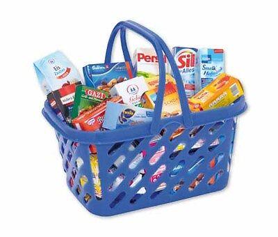 Kaufladen Kinderküche Spielküche-Zubehör Kaufmannsladen Kaufladenzubehör Korb