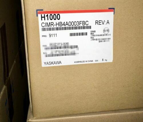 1pc New Yaskawa Inverter Cimr-hb4a0003fbc