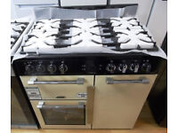 Leisure Cookmaster CK90G232C 90cm 5 Burner Gas Range Cooker - Cream (1528)