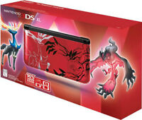 3ds XL Pokemon Red Edition