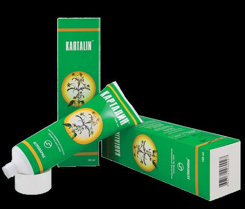 100% Natural Genuine Kartalin Psoriasis Ointment - FREE INTERNATIONAL SHIPPING