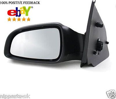VAUXHALL ASTRA MK5 ELECTRIC DOOR WING MIRROR  LH LEFT NS NS NEAR PASSENGER SIDE