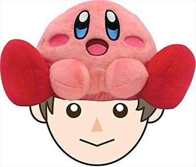 New Kirby Cosplay Plush Cap Hat Costume Halloween fast shipping (Kirby Halloween Costume)