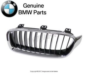 New BMW F30 Grille Front Left Driver Side Genuine 51 13 7 255 41