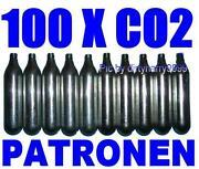CO2 Kapseln 12g