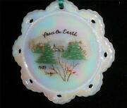 Fenton Ornament