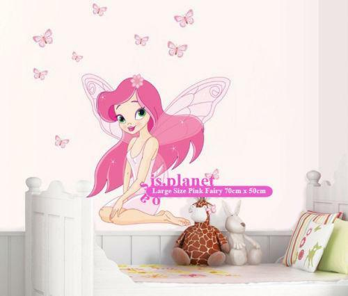 Fairy Wall Art Stickers | eBay