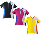 Children's Polyester Cycling Jerseys
