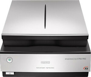 Epson V750: Scanners