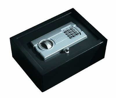 Steel Drawer Gun Safe Electronic Lock Pistol Hand Gun Ammo Jewelry Mountable New