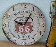 Route 66 Uhr
