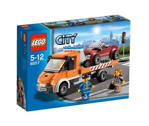 Lego City - Flat bed Truck