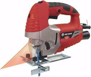 Brand New Variable Speed Orbital Jig Saw/Circular Saw/Reciprocating Saw/Drywall Screwdriver