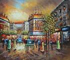 Paris Street Painting