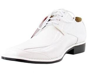 Mens White Wedding Shoes