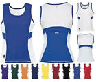 DUC White Activewear Tops for Women