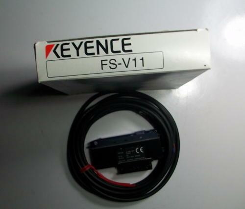 Keyence FS-V11 Fiber Optic Sensor Amplifier