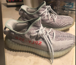 Adidas Yeezy Boost 350 V2 Blue Tint mens 7 womens 9 SOLD OUT