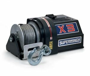 Superwinch X3-never used