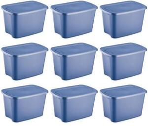 Plastic Storage Totes  sc 1 st  eBay & Plastic Totes: Storage Containers | eBay