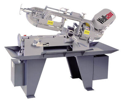 Wellsaw 613 7 X 13 Horizontal Band Saw Made In Usa