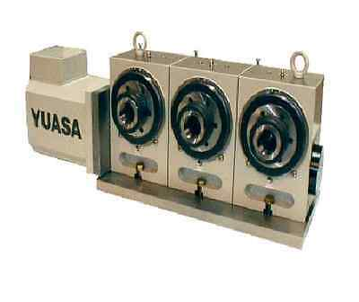 Yuasa Dmnc-5ca-2 High Precision 5c 2 Spindle Programmable Rotary Table