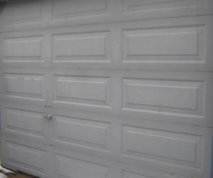 9x7 Garage Door For Sale