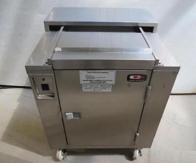 Carter-hoffmann Cd27 N1 Stainless Steel Heated Rotary Dish Cart Plate Warmer